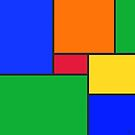 mondrian 1 by hennydesigns