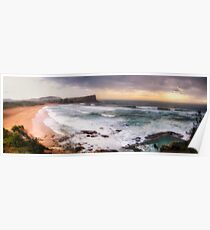 Play  Misty For Me - Avalon Beach,Sydney Australia - The HDR Experience Poster