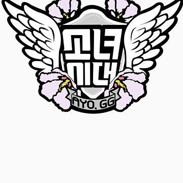 SNSD: I Got A Boy - Emblem(Wing Ver.) by ominousbox