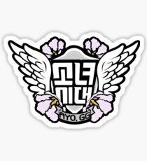 SNSD: I Got A Boy - Emblem(Wing Ver.) Sticker