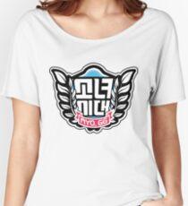 SNSD: I Got A Boy - Emblem(Leaves Ver.) Women's Relaxed Fit T-Shirt
