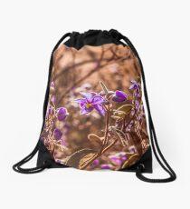 Karijini Wildflowers Drawstring Bag