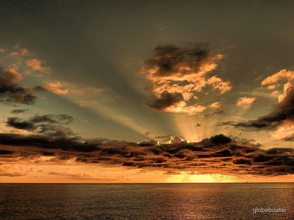 Ablaze... by globeboater