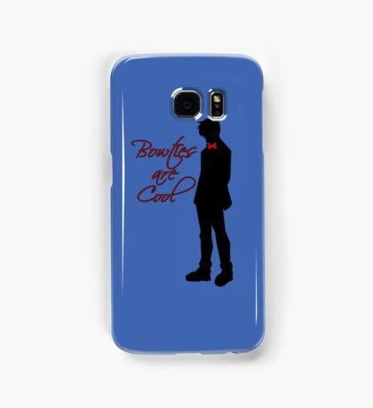 Bowties are Cool Samsung Galaxy Case/Skin
