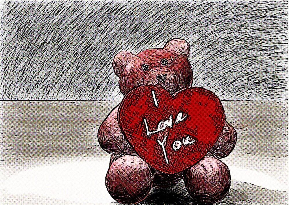 Valentine. by alaskaman53