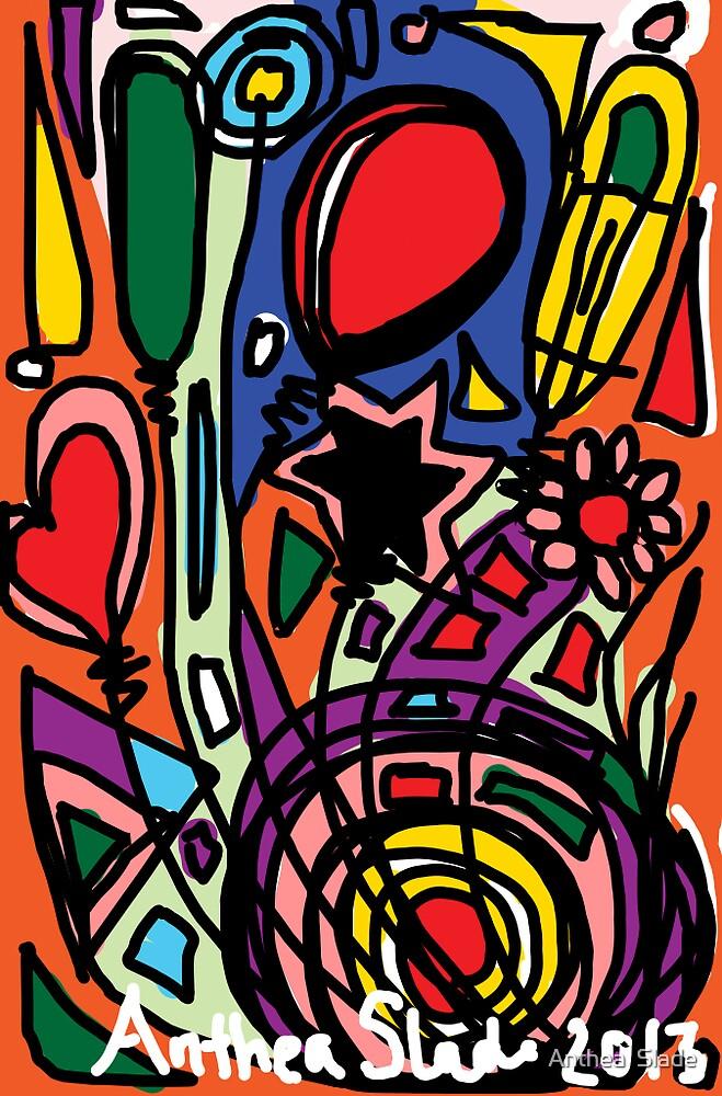 Abundance & Hope by Anthea  Slade