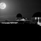 Full Moon by Mike Herdering