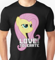 Fluttershy - Love And Tolerance T-Shirt