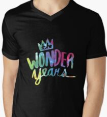The Wonder Years Men's V-Neck T-Shirt