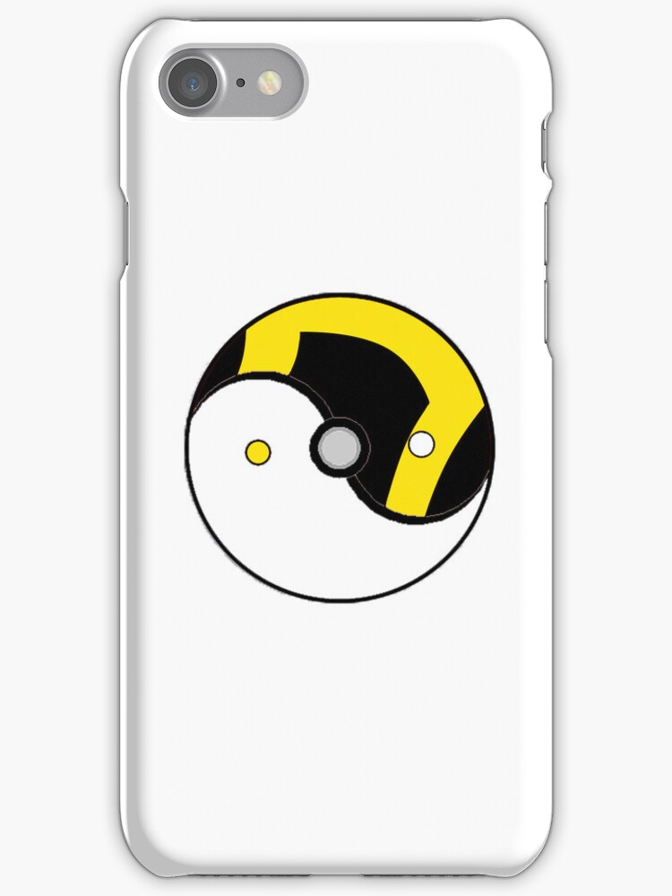 Ultra Ball Yin and Yang by TailsP