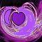 Lavender Heart(s) - Lovely Lavender
