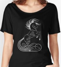 Rearing Horse Relaxed Fit T-Shirt