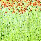 Spring Arabesque Ipone Case by Herb Dickinson