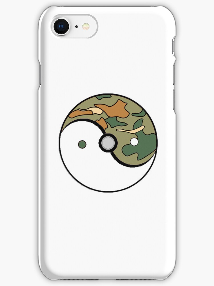 Safari Ball Yin and Yang by TailsP