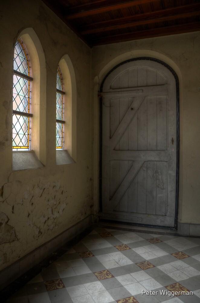 Side entrance chapel by Peter Wiggerman