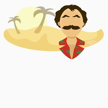 I Mustache Selleck a Question by dinoneill