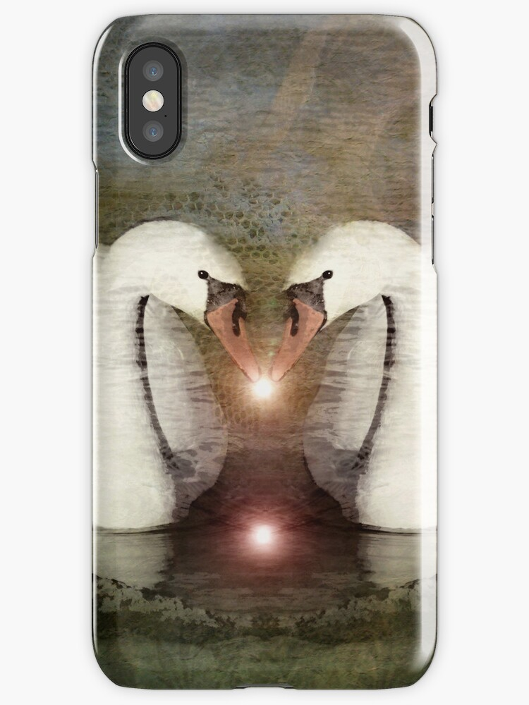 Light of Love iPhone Case by Carol Bleasdale