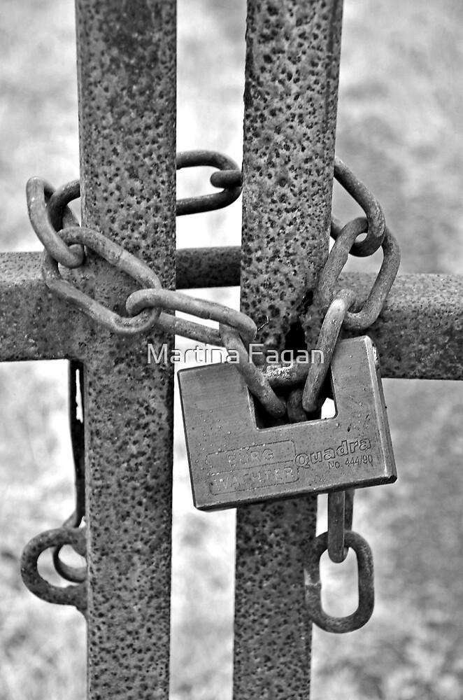 Under Lock & Key by Martina Fagan