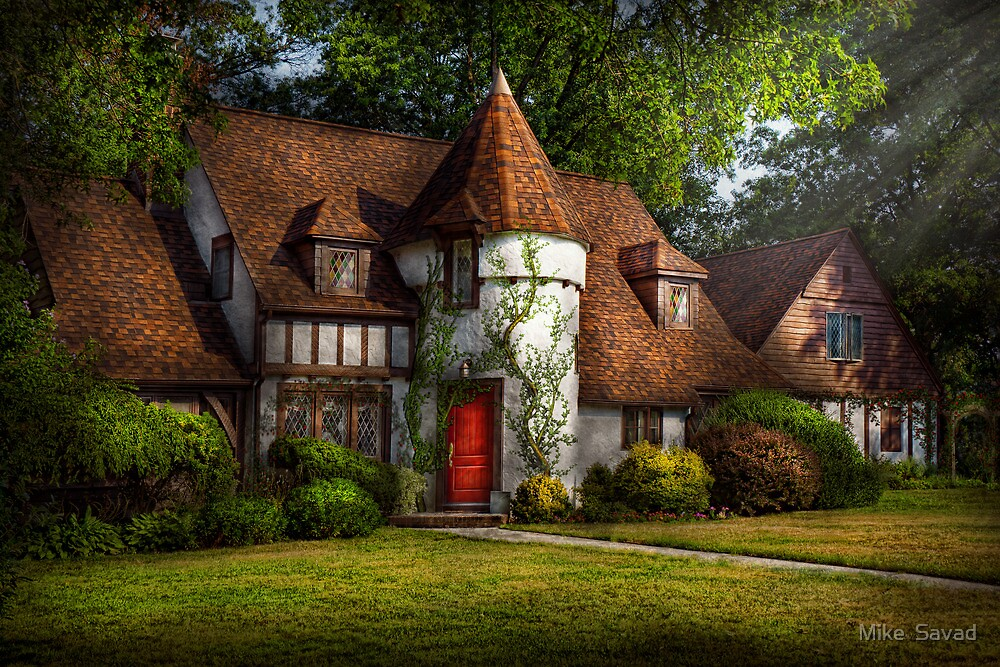 House - Westfield, NJ - Fit for a king by Michael Savad