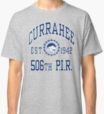 Currahee Athletic Shirt Classic T-Shirt