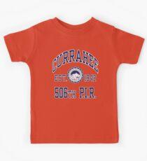 Currahee Athletic Shirt Kids Tee