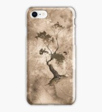 Old Zen Tree iPhone Case/Skin