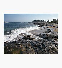 Reid State Park Photographic Print