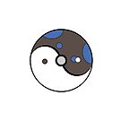 Heavy Ball Yin and Yang by TailsP