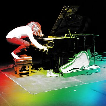 Tim Minchin Technicolor by isensmith