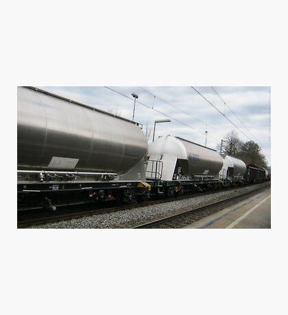 Freight Train VRS2 Photographic Print