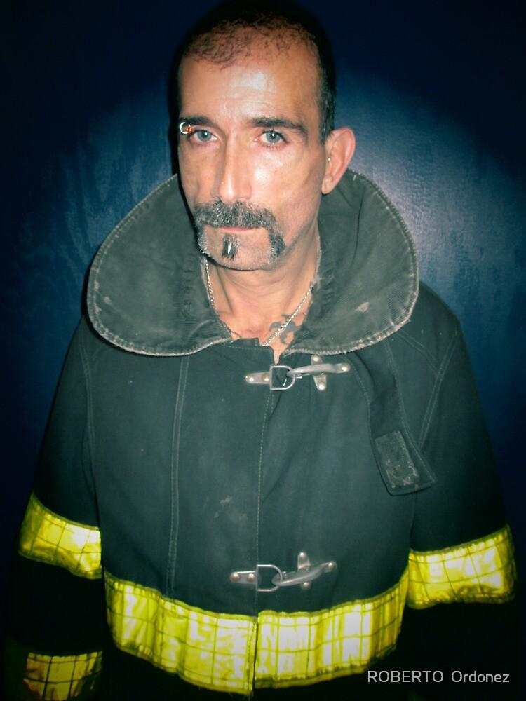 sexy fireman by BOBBYBABE