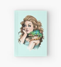 Me and Strider Hardcover Journal