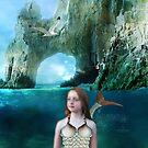 Young Mermaid by Elizabeth Burton