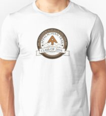 Appalachian Trail- Class of 2016 - Don't Give Up Unisex T-Shirt