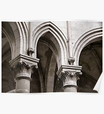 Cistercian vaulting Poster