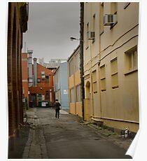 Walking Alone Poster