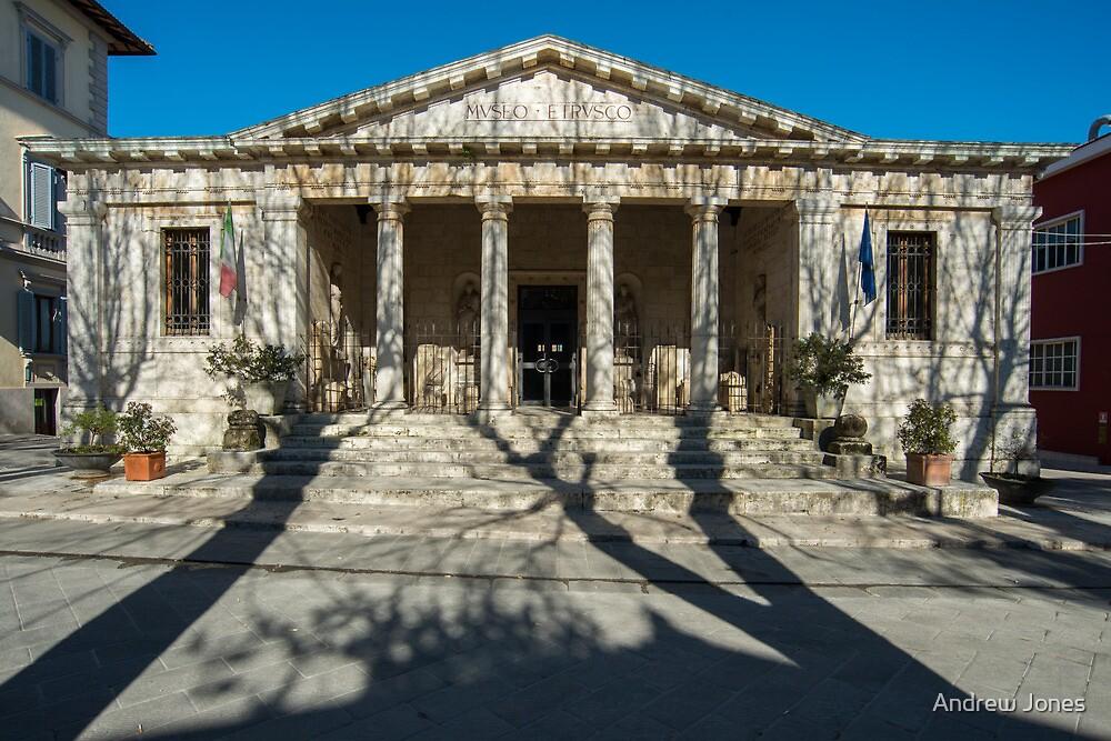 Museo Etrusco, Chiusi, Tuscany, Italy by Andrew Jones