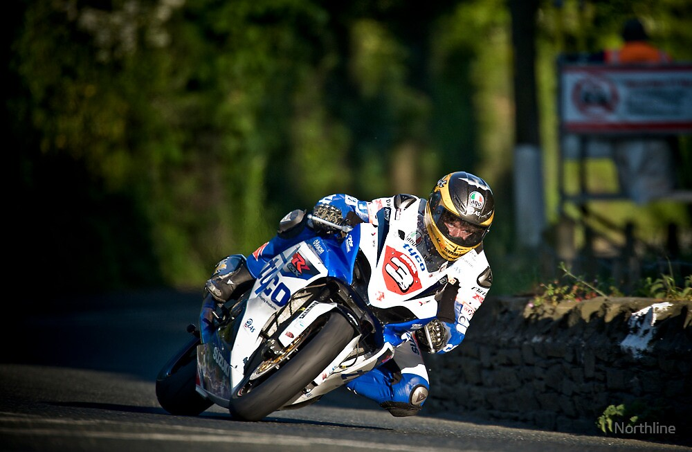 Guy Martin by Northline
