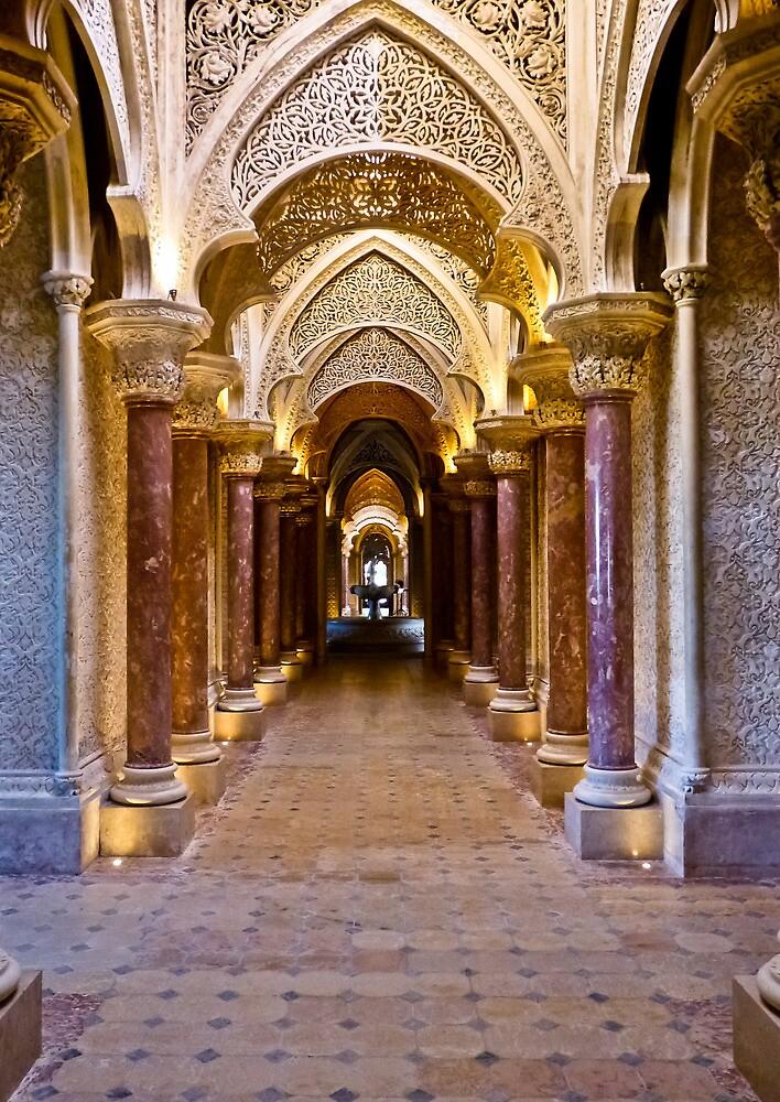 Monserrate Palace by Soniris