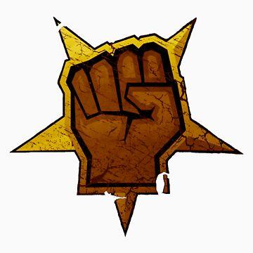 Fist - 1  by Yoshi95