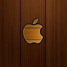 Wooden iPhone by tychilcote