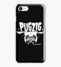 pugzig iPhone Case/Skin