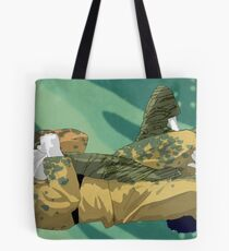 The Ground is my Ocean Part Five Tote Bag