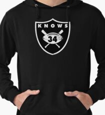 "VICTRS ""34 Knows""  Lightweight Hoodie"