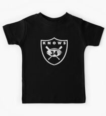 """VICTRS """"34 Knows""""  Kids Tee"""