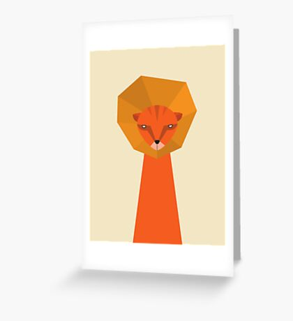 Lio Greeting Card