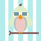 Cool Owl by GracieHb