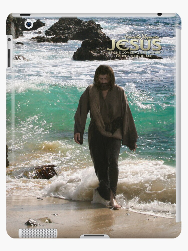 Jesus: No one comes to the Father except through Me (iPad Case) by Angelicus