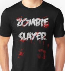 Zombie Slayer Unisex T-Shirt