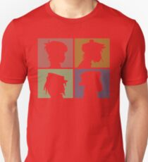 Gorillaz - Demon Days (Silhouette) T-Shirt